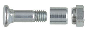 Bolt nut and sleeve for cutters #RBSN