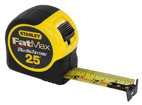 Stanley 25' Retractable FAT MAX