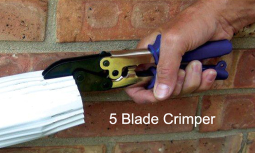 Crimper 5 blade Midwest