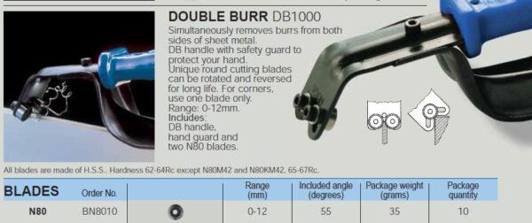 Deburring Tool D2