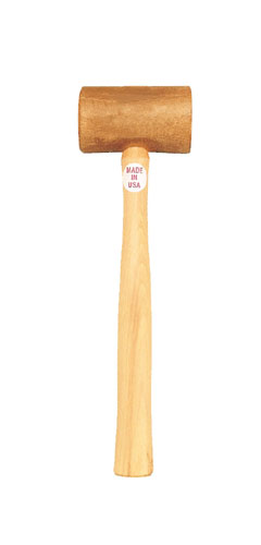 Rawhide Mallet 2
