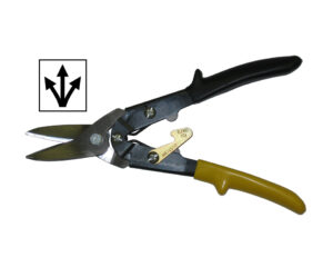 Snip Aviation Straight cut KLENK Serrationless