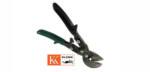 Snip Offset Right cut Klenk