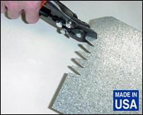 Notcher sheet metal Klenk