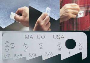 Malco SCA40 Edge scribe