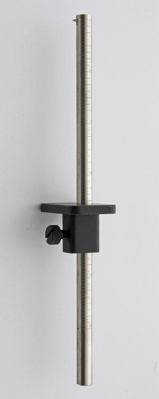 """Scriber MG700H Harden Marking Gauge 7"""" Bar Engraved Stainless Steel rod"""
